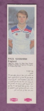 England Paul Goddard West Ham United (LT)